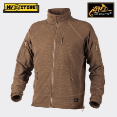 Felpa HELIKON-TEX Alpha Tactical Fleece Pile Caccia Softair Militare Outdoor CT