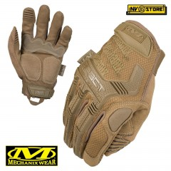 Guanti MECHANIX M-PACT Tactical Gloves MPT-72 Coyote Softair Antiscivolo Caccia