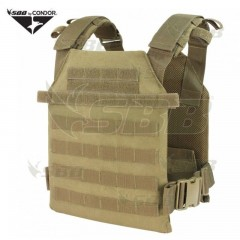 Gilet Tattico Combat Tactical Vest Leggero CONDOR USA Modulare Chest Softair CY