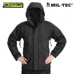 Giubbotto PARKA Trilamine MILTEC 3 Layer ECWCS USA Tattico Softair IMPERMEABILE