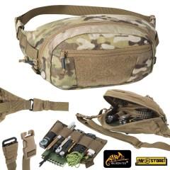Marsupio HELIKON-TEX Bandicoot CORDURA® Tattico Militare Softair Caccia MULTICAM