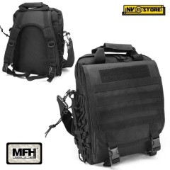 ZAINO TATTICO BORSA TRACOLLA MFH BK MODULAR SISTEM BACKPACK SOFTAIR SURVIVOR