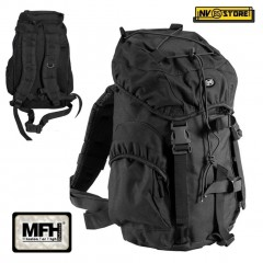 ZAINO TATTICO INCURSORE MFH RECON1 BK 15 LITRI BACKPACK SOFTAIR SURVIVOR CAMPING
