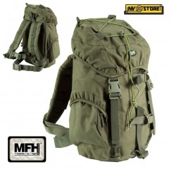 ZAINO TATTICO INCURSORE MFH RECON1 OD 15 LITRI BACKPACK SOFTAIR SURVIVOR CAMPING