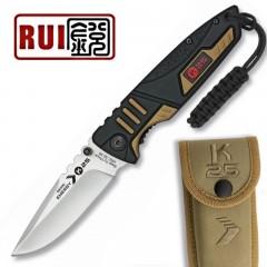 KNIFE COLTELLO RUI K25 19774 EMT PRIMO SOCCORSO EMERGENGY CACCIA PESCA SURVIVOR