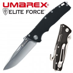 KNIFE COLTELLO UMAREX WALTHER 124 FOLDING OUTDOOR CACCIA SURVIVOR SURVIVAL PESCA