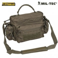 BORSA TATTICA MILTEC TACTICAL PARACORD BAG LASER CUT SOFTAIR SURVIVOR CAMPING CY