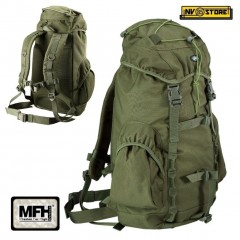 ZAINO TATTICO INCURSORE MFH RECON3 OD 35 LITRI BACKPACK SOFTAIR SURVIVOR CAMPING