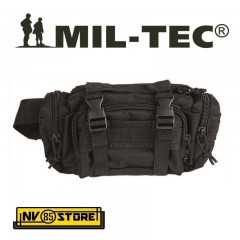 ZAINO MARSUPIO TATTICO INCURSORE MILTEC FANNY PACK MOLLE ASSAULT SOFTAIR SMALL N