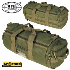 Borsa Militare Borsone Tracolla Operation Bag MFH Backpack Softair Camping OD