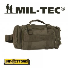 ZAINO MARSUPIO TATTICO INCURSORE MILTEC FANNY PACK MOLLE ASSAULT SOFTAIR LARGE O
