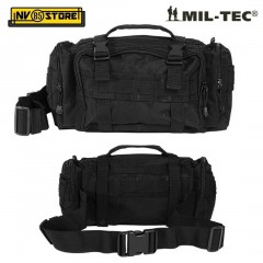 ZAINO MARSUPIO TATTICO INCURSORE MILTEC FANNY PACK MOLLE ASSAULT SOFTAIR LARGE N