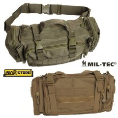 ZAINO MARSUPIO TATTICO INCURSORE MILTEC FANNY PACK MOLLE ASSAULT SOFTAIR LARGE C