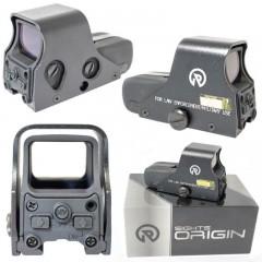 Red Dot Olografico Professionale Mod. 551 Fucile Carabina slitta Weaver ORIGIN