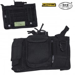 Tasca Utility 3 Pockets MOLLE MFH Multitasche da Cintura Porta Oggetti SOFTAIR B