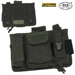 Tasca Utility 3 Pockets MOLLE MFH Multitasche da Cintura Porta Oggetti SOFTAIR O