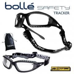 Occhiali Protettivi BOLLÉ Bollè TRACKER Trasparenti GOGGLES SUNGLASSES Softair