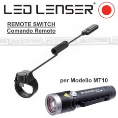 LED LENSER Remote Switch Comando Remoto a Distanza per Modello Torcia MT10 New
