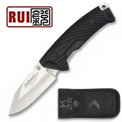 KNIFE COLTELLO RUI K25 19685 EMT PRIMO SOCCORSO EMERGENCY CACCIA PESCA SURVIVOR