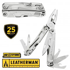 LEATHERMAN REV INOX PINZA MULTIFUNZIONE MULTIUSO PLIER MULTITOOL Made in USA