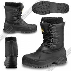 Scarpe Stivali Canadesi Invernali Impermeabili con calzotto Staccabile Lavabile