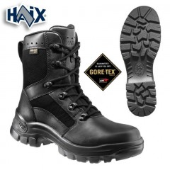 HAIX P6 AirPower High Anfibi Militari GORE-TEX Boots Security Vera Pelle Leather