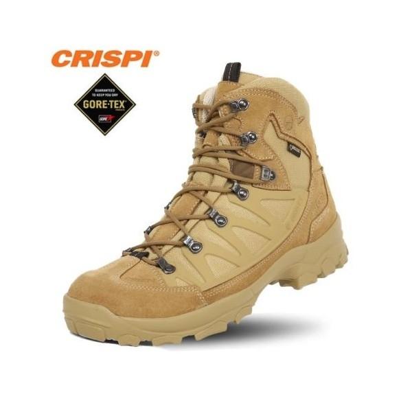 boutique outlet online in vendita 60% economico CRISPI Stealth Plus GTX Anfibi Militari in GORETEX Boots ...