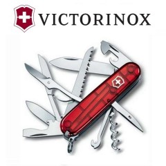 VICTORINOX HUNTSMAN T 91mm COLTELLO SVIZZERO MULTIFUNZIONE SWISS KNIFE MULTITOOL