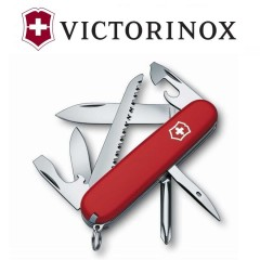 VICTORINOX HIKER 91mm COLTELLO SVIZZERO MULTIFUNZIONE SWISS KNIFE MULTITOOL