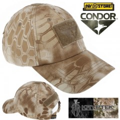 CAPPELLO BERRETTO CONDOR KRYPTEK NOMAD ORIGINALE US ARMY RIP-ST MILITARE SOFTAIR