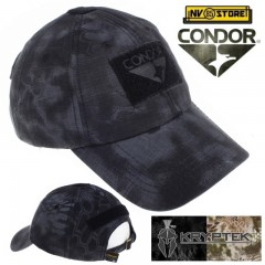 CAPPELLO BERRETTO CONDOR KRYPTEK TYPHON ORIGINALE US ARMY RIPST MILITARE SOFTAIR