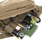 Marsupio HELIKON-TEX Bandicoot CORDURA® Tattico Militare Softair Caccia NERO BK