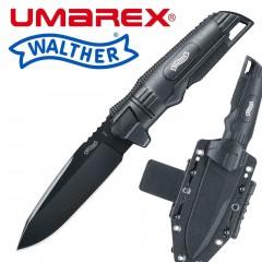 KNIFE COLTELLO UMAREX WALTHER 720 OUTDOOR CACCIA SURVIVOR SURVIVAL SOPRAVVIVENZA