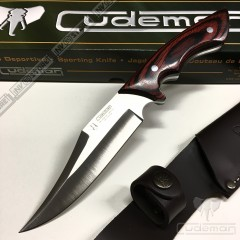 KNIFE COLTELLO CACCIA CUDEMAN 121 PROFESSIONAL PESCA HUNTING SURVIVOR SURVIVAL