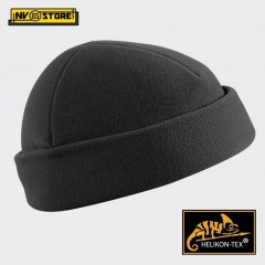 Cappello Berretto in Micro-Pile HELIKON-TEX Watch Cap Militare Softair Caccia BK