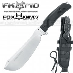 KNIFE COLTELLO FOX KNIVES MANIAGO PARANG BS ORIGINALE MADE IN ITALY SURVIVOR