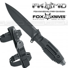 KNIFE COLTELLO FOX KNIVES MANIAGO SPUTNIK FX-811B da SUB ORIGINALE MADE IN ITALY