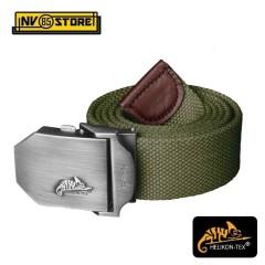 Cintura Belt Cordura HELIKON-TEX con Fibbia a Morsetto Militare Softair OD