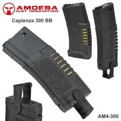 Caricatore AMOEBA per Fucile Softair M4 300BB con PULL MAG Estrattore Rapido