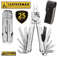 LEATHERMAN SUPER TOOL 300 NEW PINZA MULTIFUNZIONE PLIER MULTITOOL + FODERO PELLE