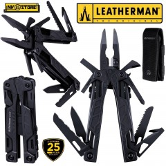 LEATHERMAN OHT BLACK NEW VERSION PINZA MULTIFUNZIONE PLIER MULTITOOL + FODERO