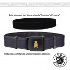 Cinturone + Sottocintura Polizia Di Stato VEGA HOLSTER PS05+V61 Cordura Polimero