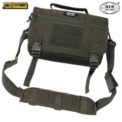 BORSA TATTICA TRACOLLA MFH SISTEMA M.O.L.L.E. SHOULDER BAG SOFTAIR SURVIVOR OD