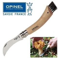 KNIFE OPINEL CHAMPIGNON N. 8 COLTELLO PER FUNGHI CAMPO CACCIA SURVIVOR FOLDING