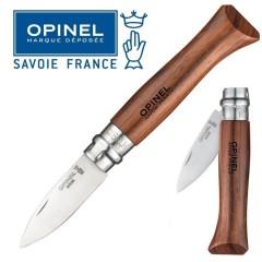 KNIFE OPINEL HUITRES N. 9 COLTELLO OSTRICHE COZZE E FRUTTI DI MARE PESCA FOLDING