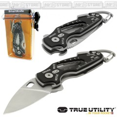 KNIFE COLTELLO TRUE UTILITY 00TU5730 EMT PESCA SURVIVOR SURVIVAL FOLDING CAMPING
