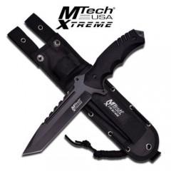KNIFE COLTELLO DA CACCIA MTECH-8120 SURVIVOR SOPRAVVIVENZA SURVIVAL STILE RAMBO