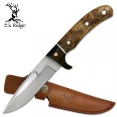KNIFE COLTELLO DA CACCIA ELK RIDGE PRO 065 PESCA HUNTING SURVIVOR SURVIVAL