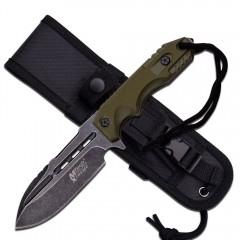 KNIFE COLTELLO DA CACCIA MTECH 8136 SURVIVOR SOPRAVVIVENZA SURVIVAL STILE RAMBO