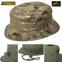 Boonie CPU Hat HELIKON-TEX Cappello Militare Softair Multicam Camo Grom Camogrom
